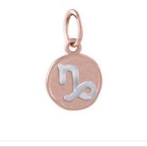 3/$15 🖤 CAPRICORN ZODIAC Sterling Silver Pendant